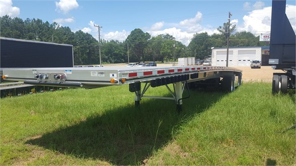 NEW 2018 EAST 48 FT FLATBED TRAILER #1383