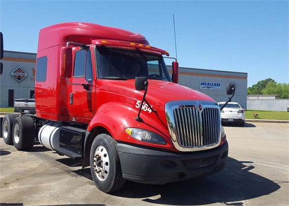 USED 2015 INTERNATIONAL PROSTAR+ SLEEPER TRUCK #1405