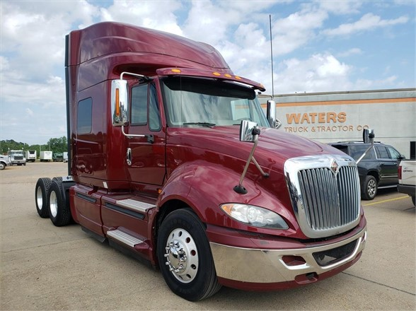 USED 2014 INTERNATIONAL PROSTAR+ SLEEPER TRUCK #1447