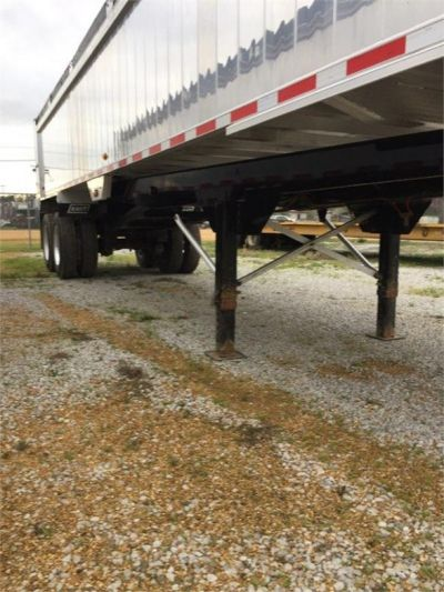 USED 2017 EAST 35 FT DUMP END DUMP TRAILER #1473-6
