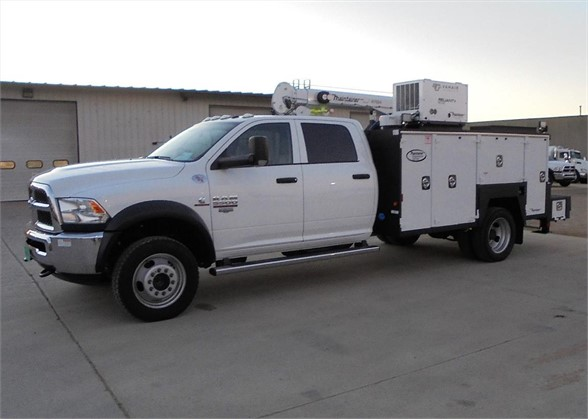 NEW 2018 DODGE RAM 5500 SERVICE - UTILITY TRUCK #1480