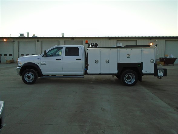 NEW 2018 DODGE RAM 5500 SERVICE - UTILITY TRUCK #1482