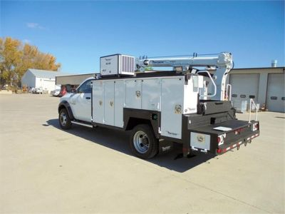 NEW 2018 DODGE RAM 5500 SERVICE - UTILITY TRUCK #1493-3
