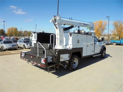 NEW 2018 DODGE RAM 5500 SERVICE - UTILITY TRUCK #1493-5