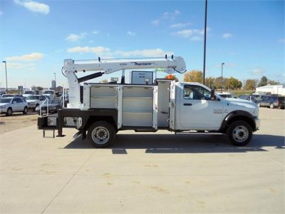NEW 2018 DODGE RAM 5500 SERVICE - UTILITY TRUCK #1493-7