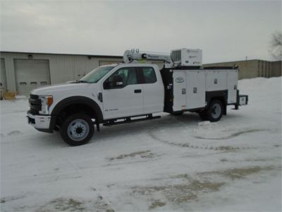 NEW 2019 FORD F550 XL SERVICE - UTILITY TRUCK #1498-1