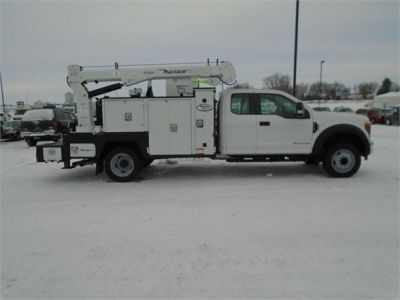 NEW 2019 FORD F550 XL SERVICE - UTILITY TRUCK #1498-5