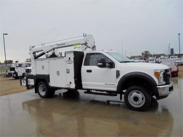 NEW 2018 FORD F550 XL SERVICE - UTILITY TRUCK #1501