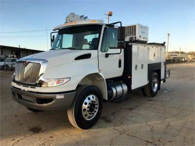 NEW 2018 INTERNATIONAL 4300 SBA SERVICE - UTILITY TRUCK #1503-2