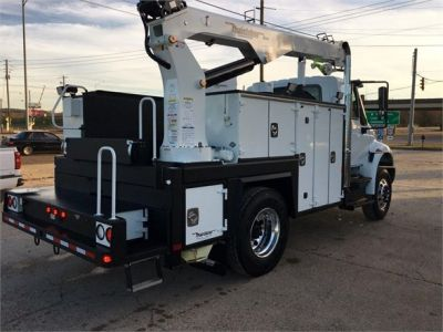 NEW 2018 INTERNATIONAL 4300 SBA SERVICE - UTILITY TRUCK #1503-4
