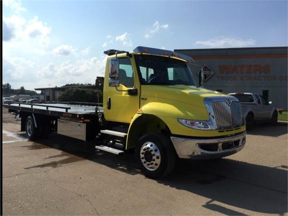 NEW 2019 INTERNATIONAL MV ROLLBACK TOW TRUCK #1566