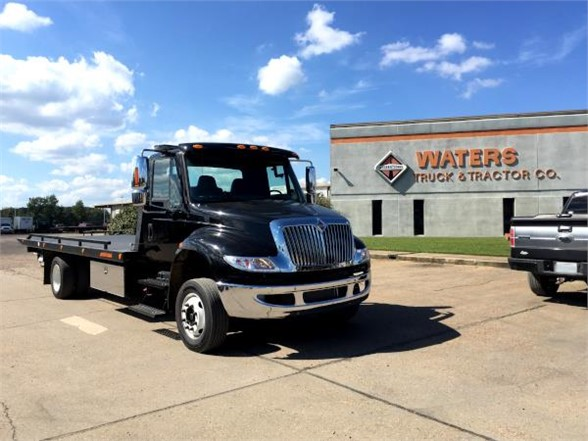 NEW 2018 INTERNATIONAL 4300 ROLLBACK TOW TRUCK #1588
