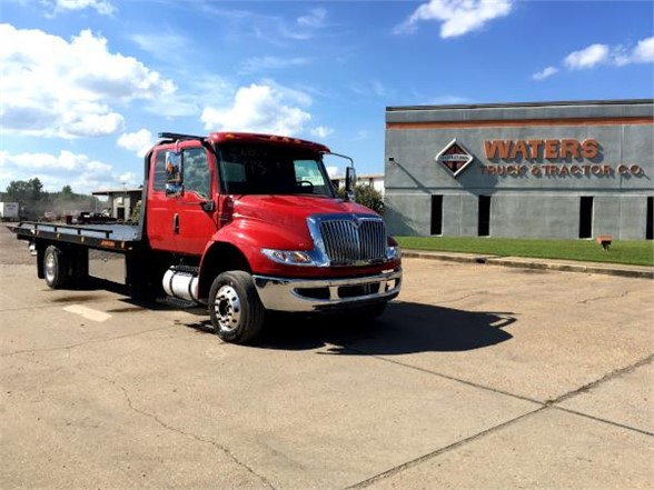 NEW 2019 INTERNATIONAL MV ROLLBACK TOW TRUCK #1589