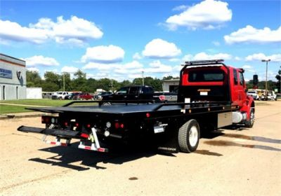 NEW 2019 INTERNATIONAL MV ROLLBACK TOW TRUCK #1589-7