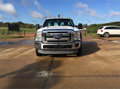USED 2014 FORD F450 WRECKER TOW TRUCK #1601-2