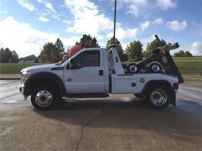USED 2014 FORD F450 WRECKER TOW TRUCK #1601-4