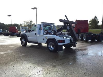 USED 2014 FORD F450 WRECKER TOW TRUCK #1601-5