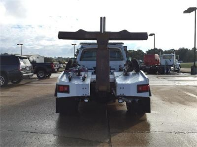USED 2014 FORD F450 WRECKER TOW TRUCK #1601-6