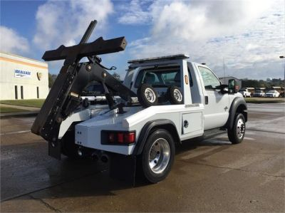 USED 2014 FORD F450 WRECKER TOW TRUCK #1601-7
