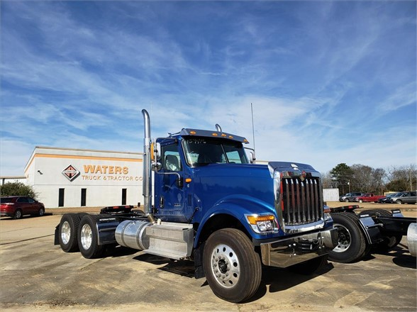 NEW 2019 INTERNATIONAL HX DAYCAB TRUCK #1628