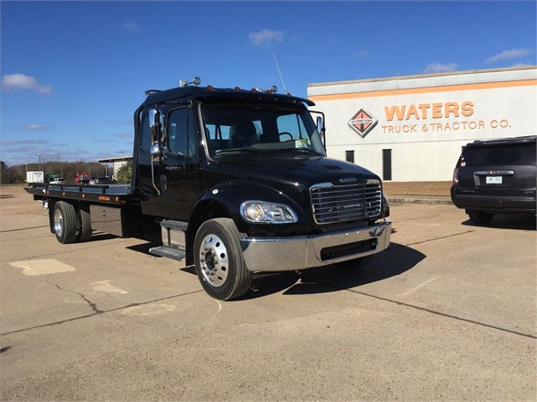 NEW 2019 FREIGHTLINER BUSINESS CLASS M2 106 ROLLBACK TOW TRUCK #1629