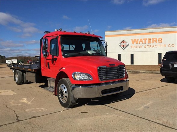 NEW 2019 FREIGHTLINER BUSINESS CLASS M2 106 ROLLBACK TOW TRUCK #1632