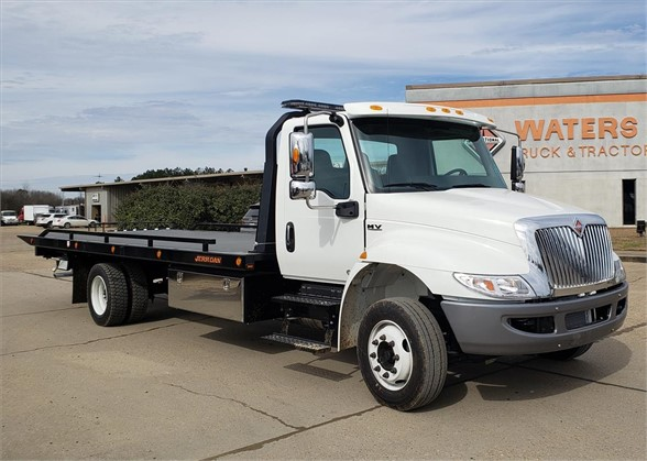 NEW 2019 INTERNATIONAL MV ROLLBACK TOW TRUCK #1661