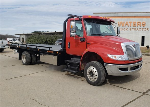 NEW 2019 INTERNATIONAL MV ROLLBACK TOW TRUCK #1663