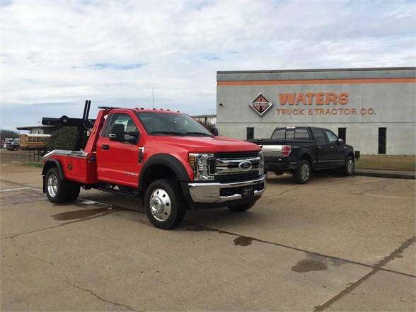 NEW 2019 FORD F450 WRECKER TOW TRUCK #1666
