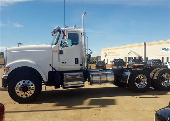 NEW 2019 INTERNATIONAL HX DAYCAB TRUCK #1686
