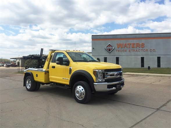 NEW 2019 FORD F450 WRECKER TOW TRUCK #1704