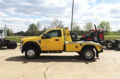 NEW 2019 FORD F450 WRECKER TOW TRUCK #1704-4