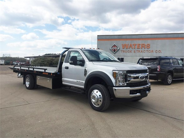 NEW 2019 FORD F550 XLT ROLLBACK TOW TRUCK #1705