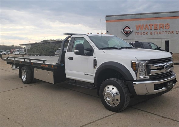 NEW 2019 FORD F550 XLT ROLLBACK TOW TRUCK #1706