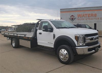 NEW 2019 FORD F550 XLT ROLLBACK TOW TRUCK #1708-1