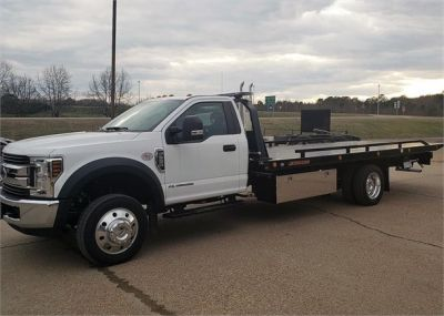 NEW 2019 FORD F550 XLT ROLLBACK TOW TRUCK #1708-3