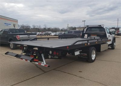 NEW 2019 FORD F550 XLT ROLLBACK TOW TRUCK #1708-4