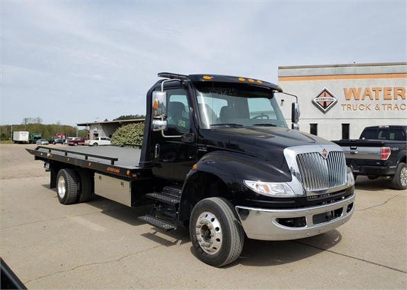 NEW 2019 INTERNATIONAL MV ROLLBACK TOW TRUCK #1717