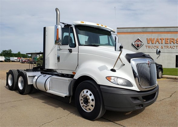 USED 2014 INTERNATIONAL PROSTAR+ DAYCAB TRUCK #1738