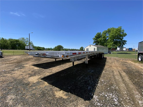 Flatbed For Sale >> Flatbed Trailers For Sale In Ms