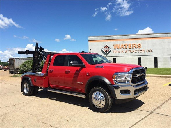 NEW 2019 RAM 5500 HD WRECKER TOW TRUCK #1747