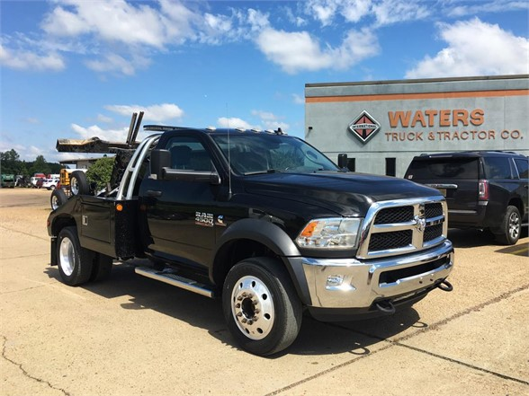 USED 2017 DODGE RAM 4500 WRECKER TOW TRUCK #1773