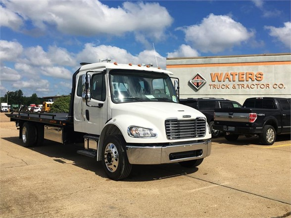 NEW 2019 FREIGHTLINER BUSINESS CLASS M2 106 ROLLBACK TOW TRUCK #1777