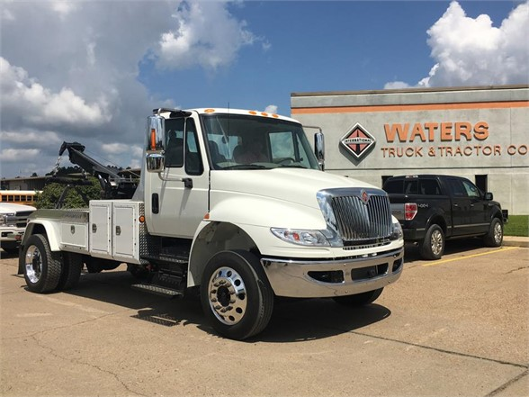 NEW 2018 INTERNATIONAL 4300 WRECKER TOW TRUCK #1781