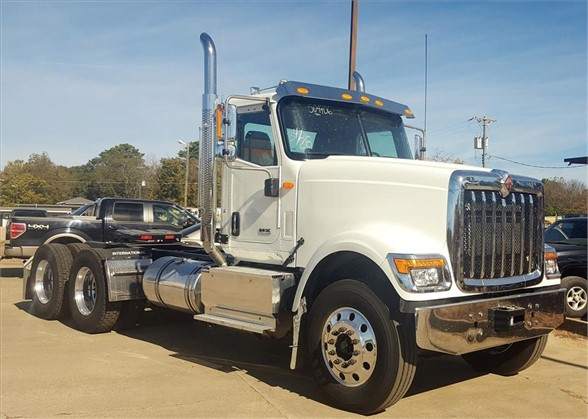 NEW 2020 INTERNATIONAL HX DAYCAB TRUCK #1802