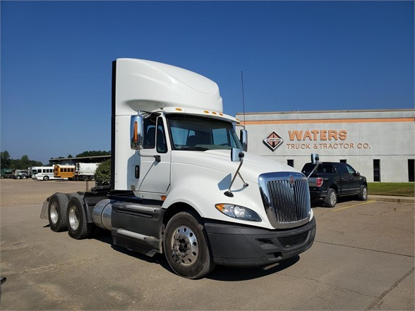 USED 2016 INTERNATIONAL PROSTAR+ DAYCAB TRUCK #1834
