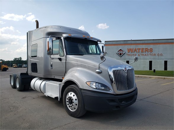 USED 2014 INTERNATIONAL PROSTAR+ SLEEPER TRUCK #1837