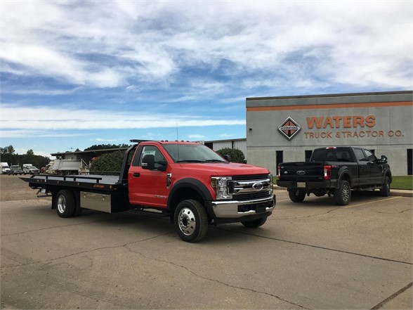NEW 2019 FORD F550 XLT ROLLBACK TOW TRUCK #1856