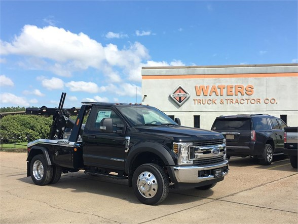 NEW 2019 FORD F450 WRECKER TOW TRUCK #1866