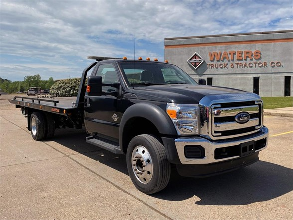 USED 2017 FORD F550 XL ROLLBACK TOW TRUCK #1957
